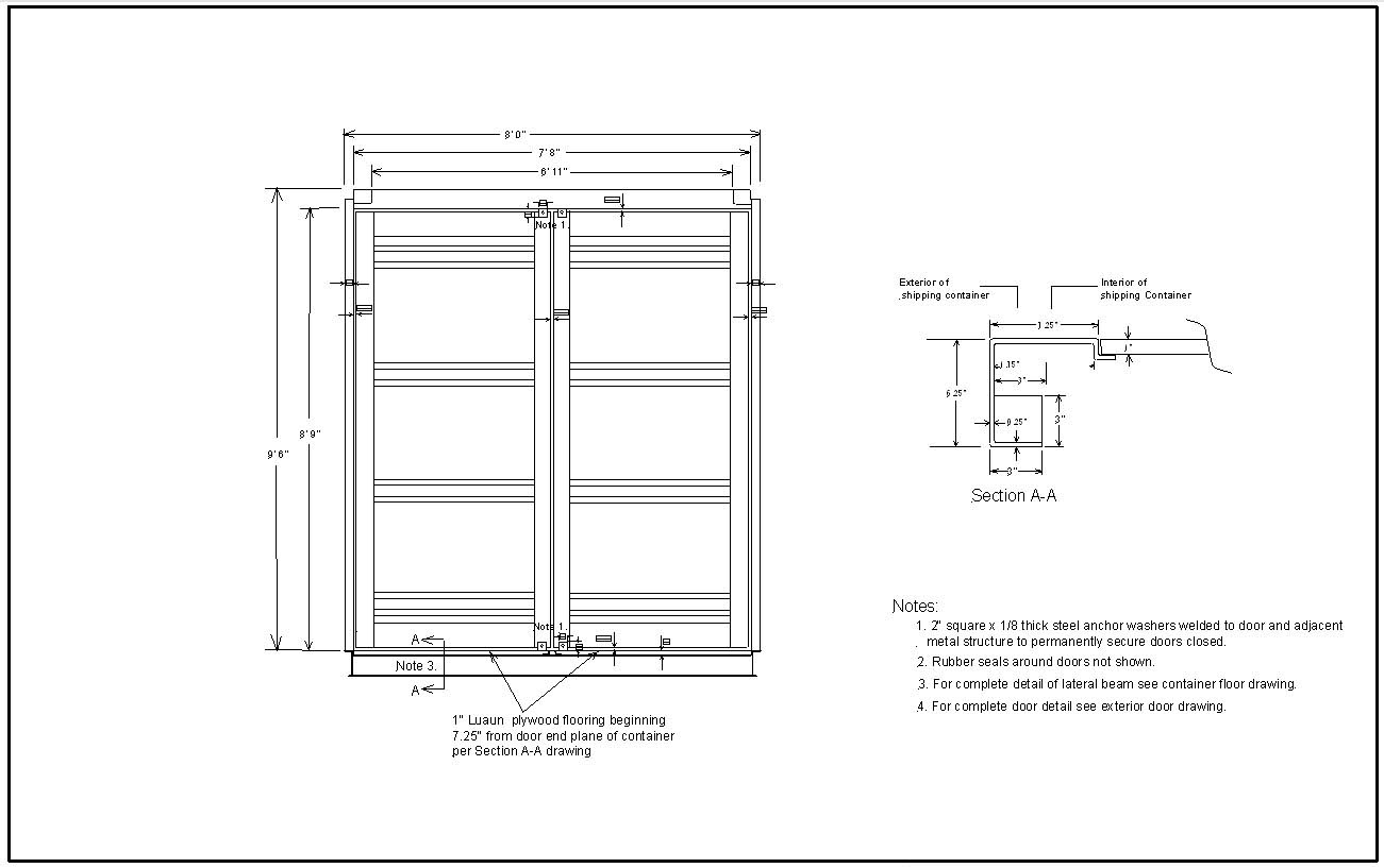 Shipping Container Home Engineering Guide Chapter 5